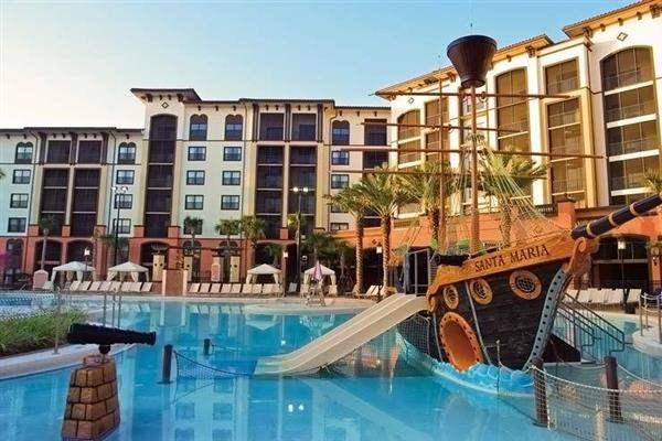 Sheraton Vistana Villages Resort Hotel Pool