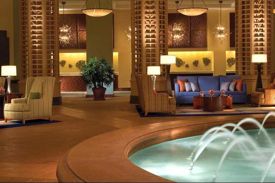Walt Disney World Dolphin Resort Lobby