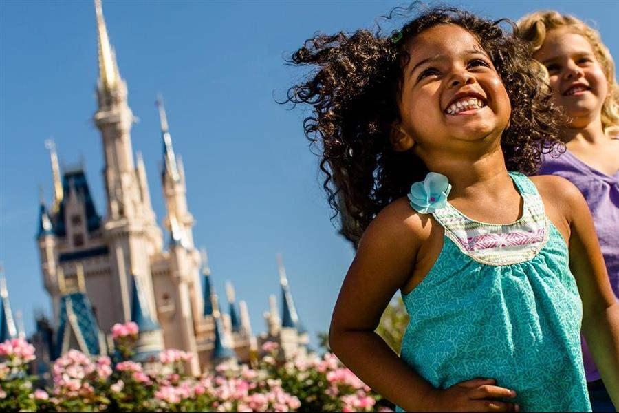 Walt Disney World Dolphin Resort Kids