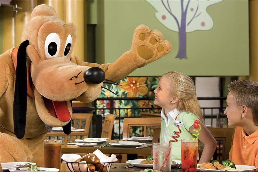 Walt Disney World Swan Resort Kids