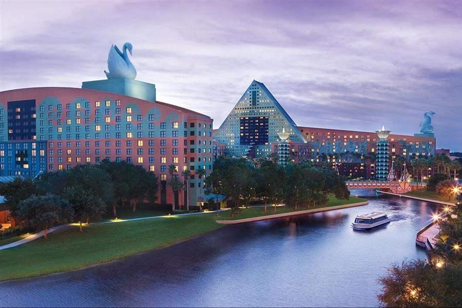 Walt Disney World Swan Resort Exterior