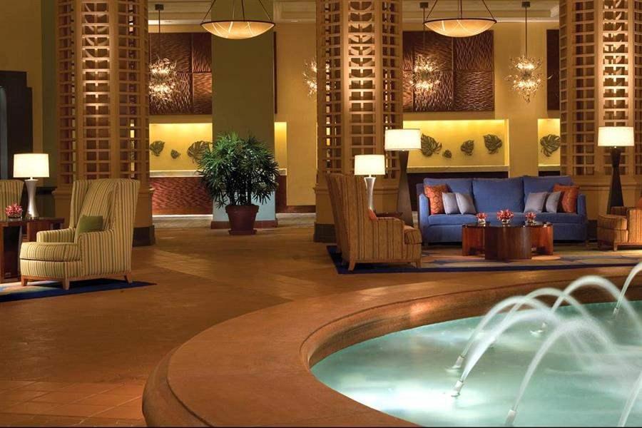 Walt Disney World Swan Resort Lobby