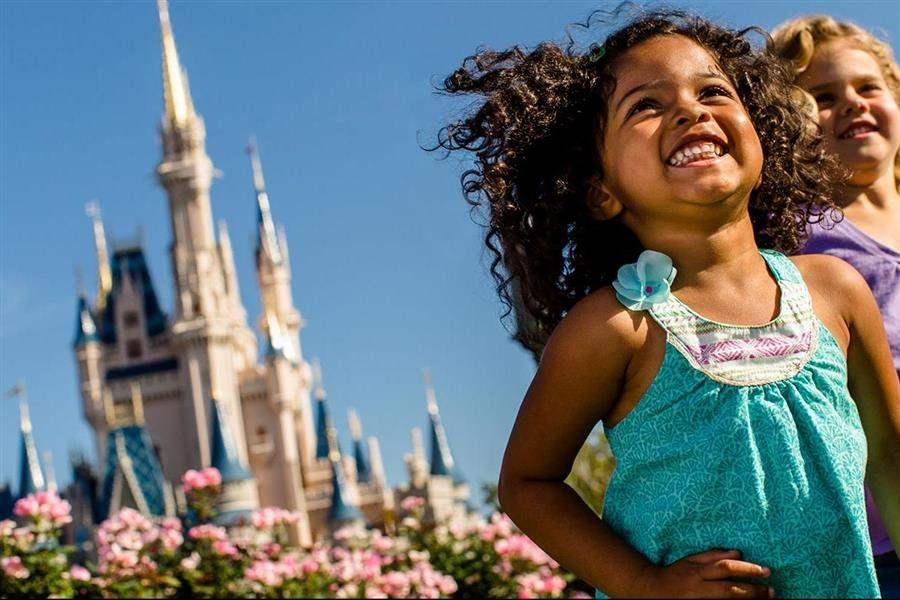 Walt Disney World Swan Resort Children