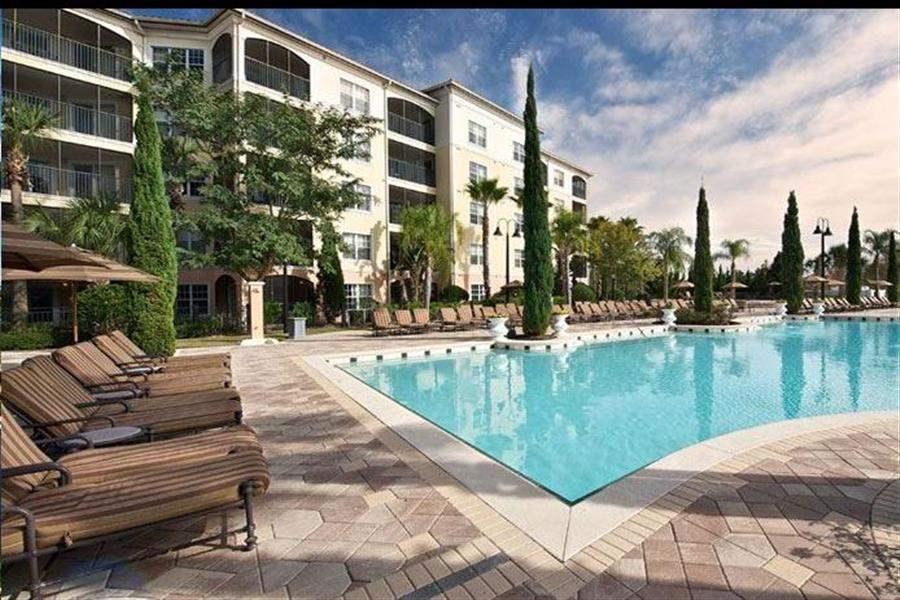 Worldquest Resort Orlando Resort Swimming Pool