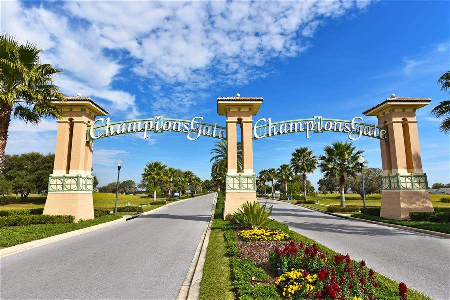 Champions Gate Resort Florida Villas