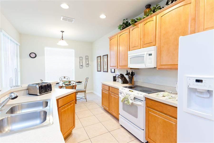 Windsor Hills Resort Executive Plus Home Kitchen