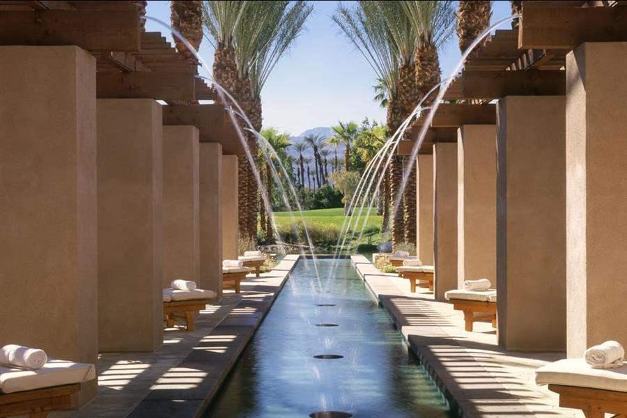 Hyatt Regency Indian Wells Resort Spa Water Feature