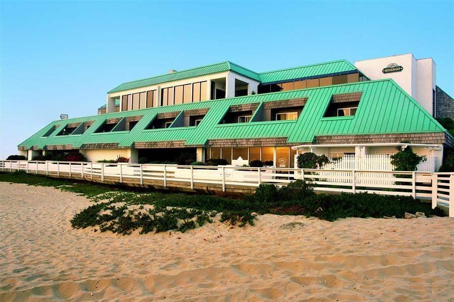 Sea Venture Beach Hotel Exterior