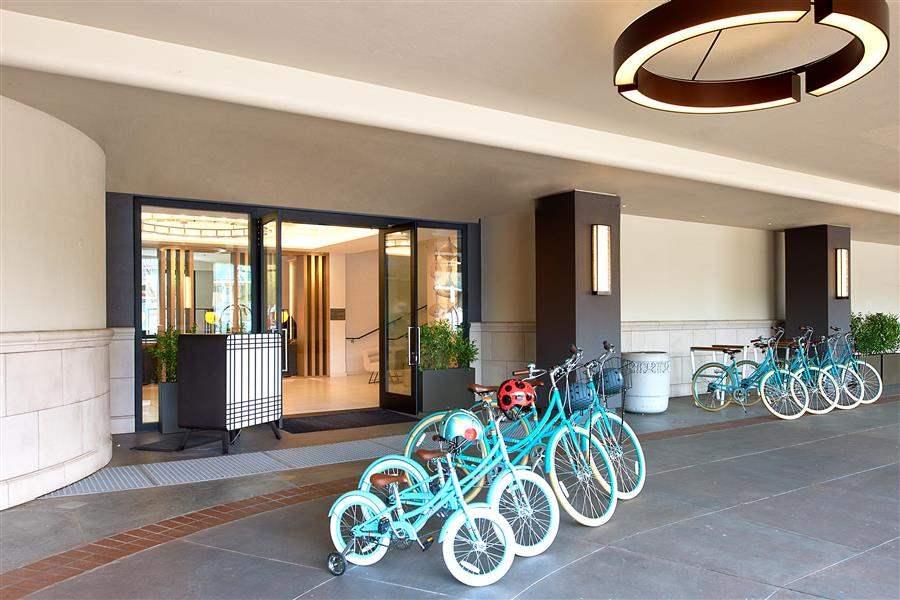 Hotel Zoe Bicycles