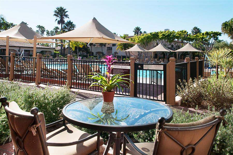 The Fess Parker Resort Pool View Patio