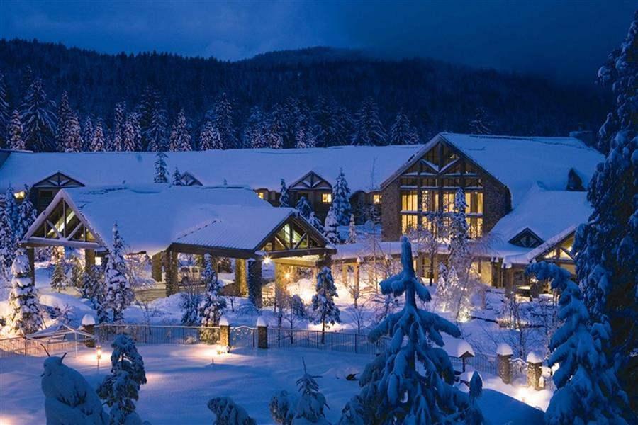 Tenaya Lodge Resort Winter