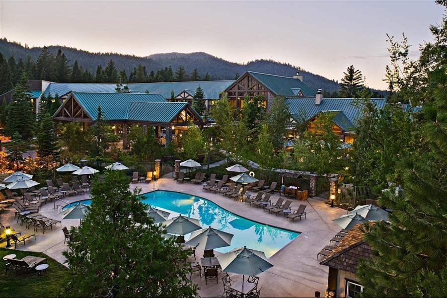 Tenaya Lodge Resort Day