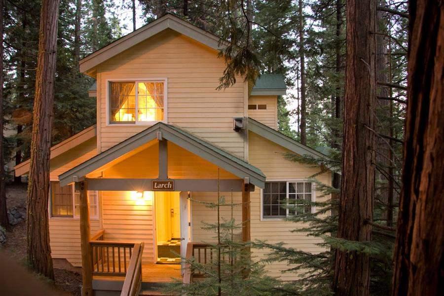 Tenaya Lodge Exterior