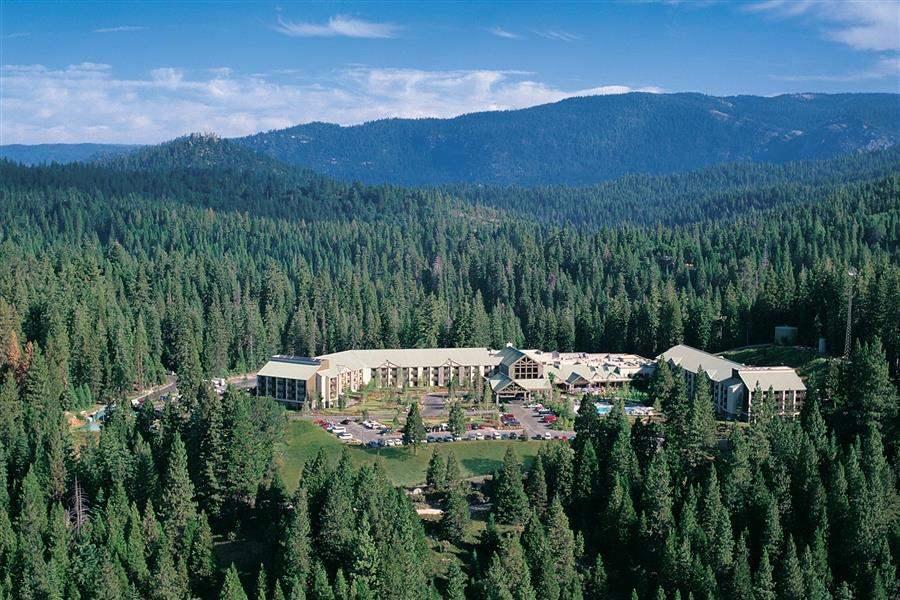 Tenaya Lodge Resort Overview